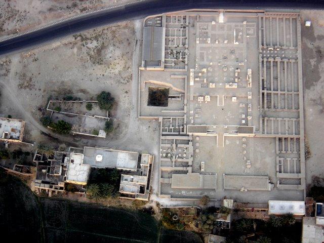 Merinbitad en Luxor, Egipto.