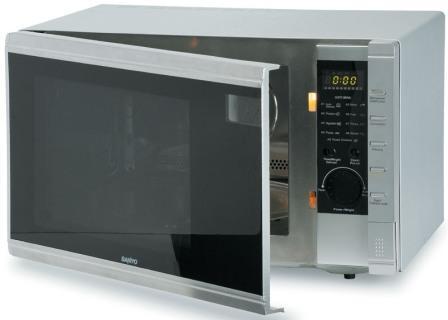 Como limpiar el horno microondas