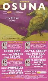 Feria Taurina de Osuna 2009