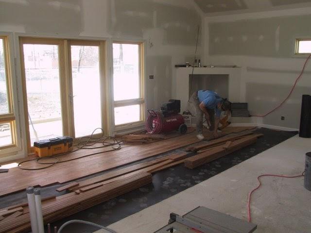 Casas de madeira estilo americana continua o da explica o abaixo - Casas americanas por dentro ...