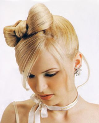 Ponytail is a fast formal hairstyle, but there are several models