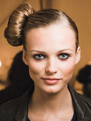 side buns hairstyles. Nothing says beautiful