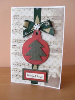 Kartki świąteczne - ciąg dalszy
