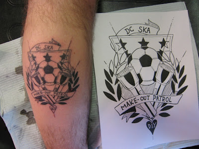 Filed under Culture, Soccer, Tattoos · ← EA Sports x World Cup 2010