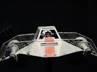 Maqueta de un aerodeslizador