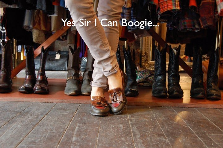 Yes Sir I Can Boogie
