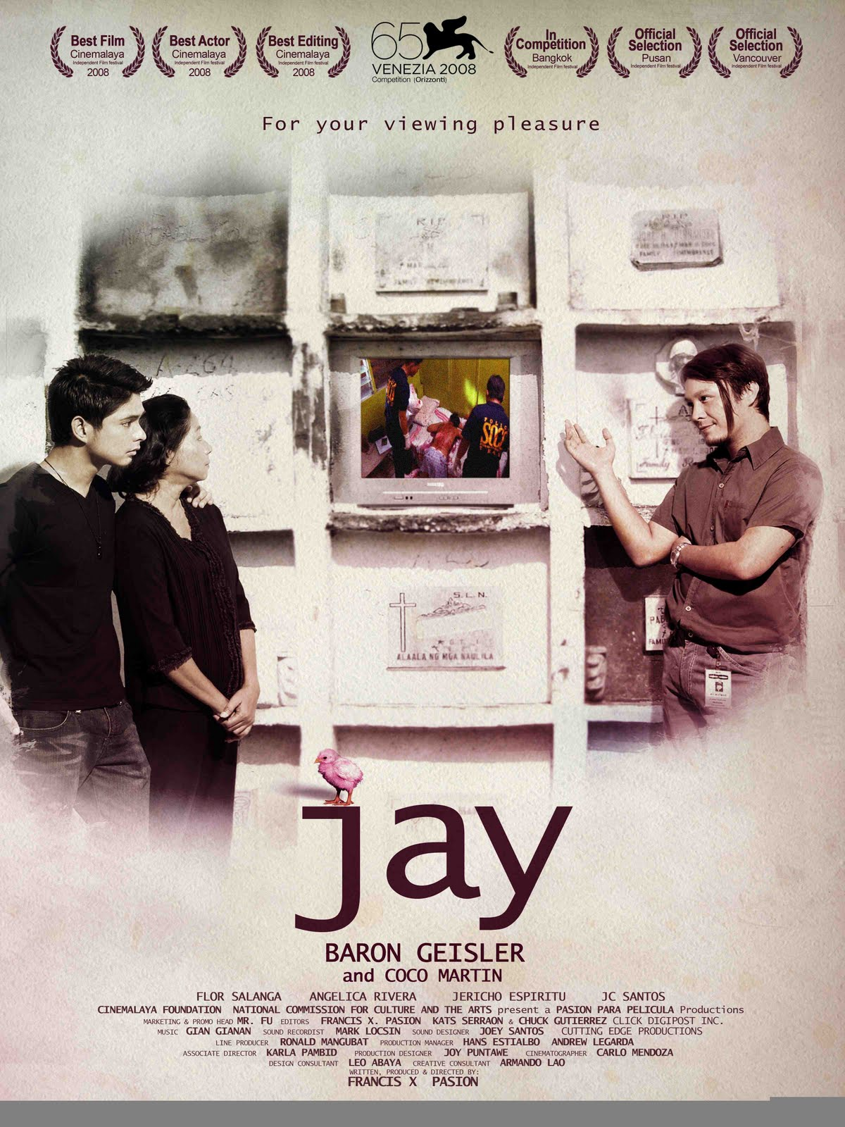 Cinemalaya What to Watch YuneOh Events