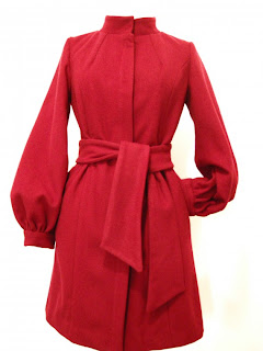 Handmade Coats, Fall coat, , wool coat, sewing coats