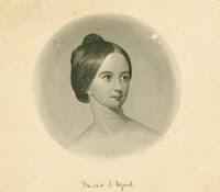 Frances Sargent Osgood and Edgar Allan Poe