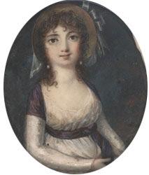 Eliza Poe mother of Edgar Allan Poe