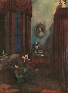 The Raven Poe Dulac