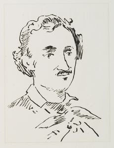 Edgar Allan Poe Manet
