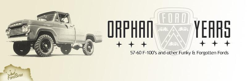 Orphan  Years