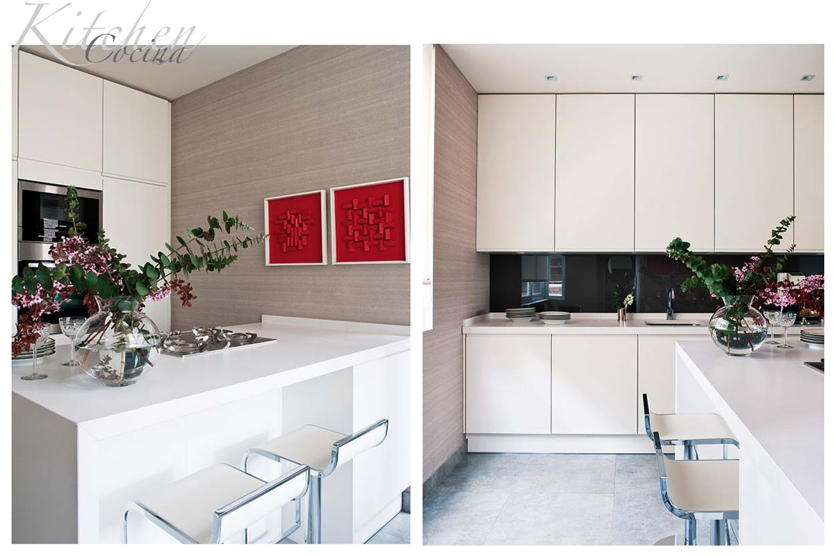 if you want to see the whole apartment visit the issue la vie en rose in nuevo estilo website