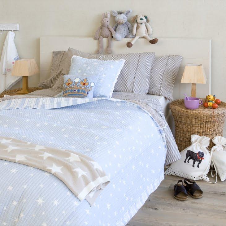 Chicdeco blog ropa de cama para ni osbed linen for children - Zara home ropa de cama ...