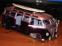 Maqueta VW T1 1962
