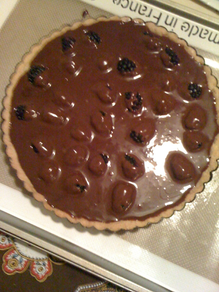 [soft+chocolate+tart]