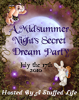 A Midsummer Night's Secret Dream Party - July 17, 2010