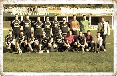 Xunqueira FC. Tempada 2010