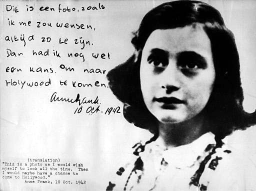 essay diary anne frank