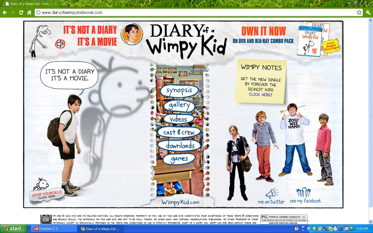 diary of a wimpy kid essay questions