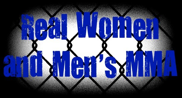 Real Women and Men&#39;s MMA