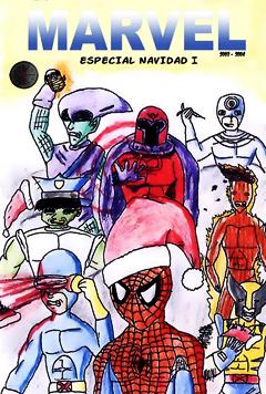 Marvel Especial Navidad (2003)