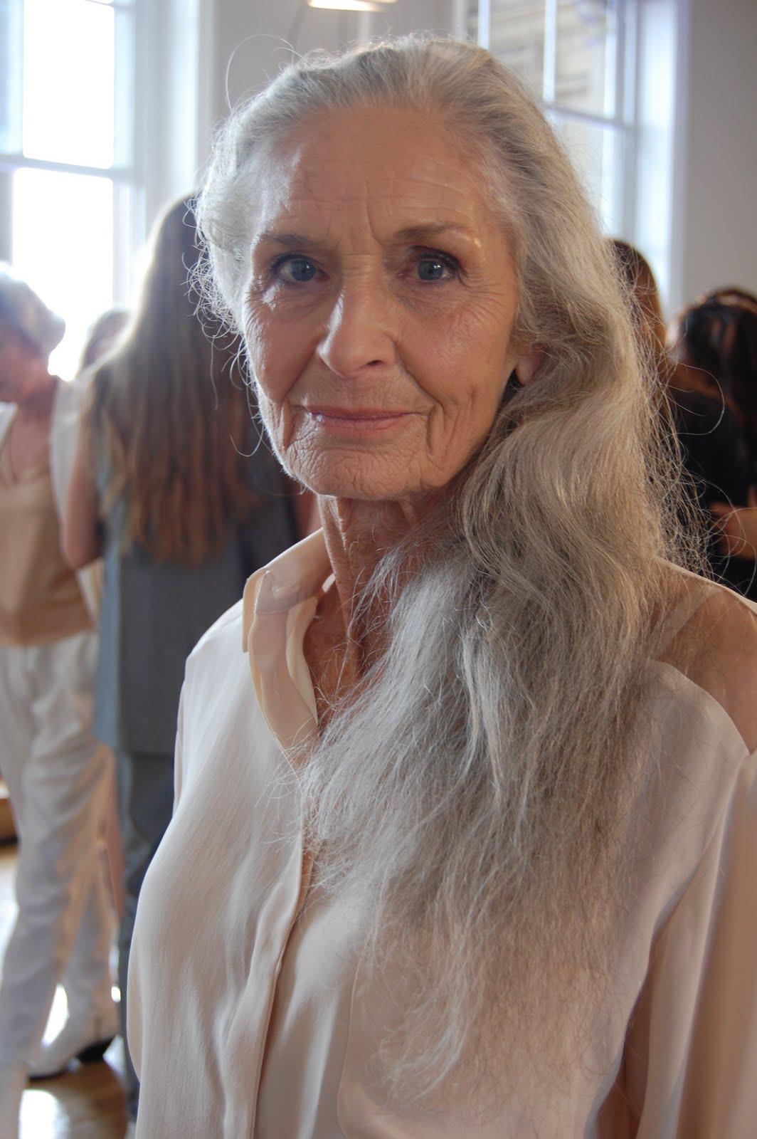 Daphne Selfe Model