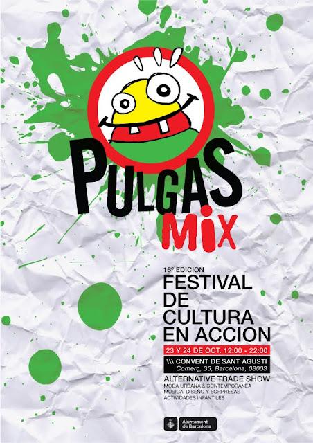 Se acerca el Pulgas Mix!!