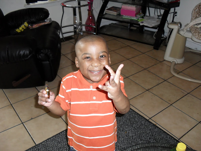 Dathan easter 2010