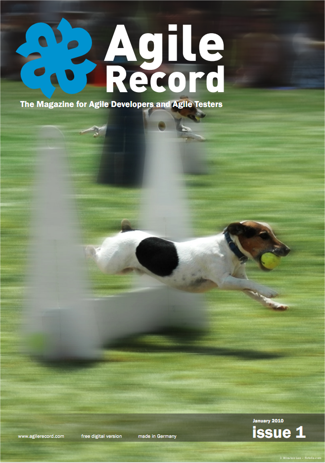 Agile Record - 1 Ed. Jan/2010