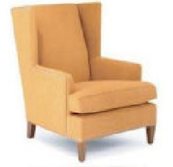 "Wingback ""BURT"""