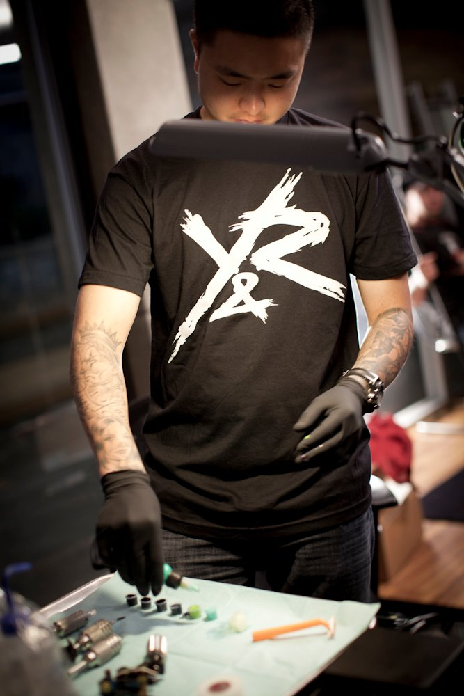rob dyrdek tattoos. young and restless tattoo
