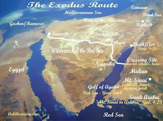 Penemuan Bukti Mujizat Nabi Musa