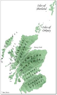 Worksheet. Lallands Peat Worrier Scotlands organised crime map