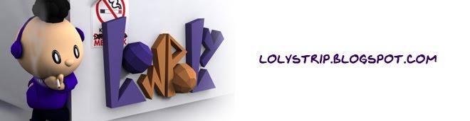 LowPolyStrip