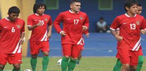 Cristian Gonzales Cetak 2 Gol, Indonesia Kalahkan Timor Leste 6 : 0