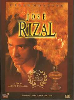 gma film jose rizal summary The philippines a century hence is an essay written by philippine national hero jose rizal to forecast the future of the country within a hundred years.