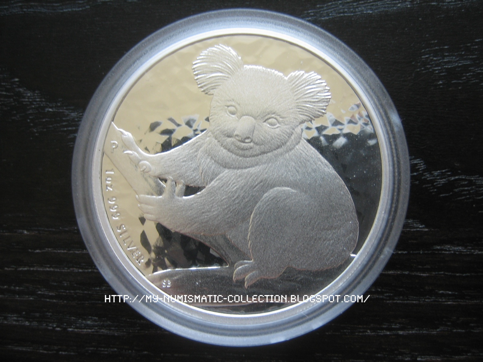 Numismatic Collection 2009 Australian Silver Koala