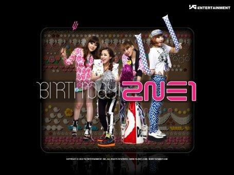 Birthday 2NE1