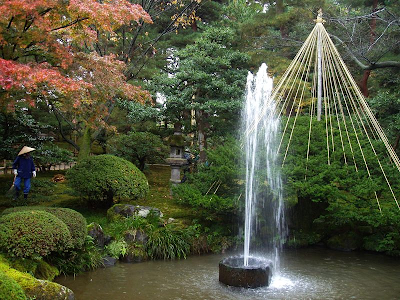 Fotos ver gardens and landscapes of japan jardines y for Jardin kenrokuen