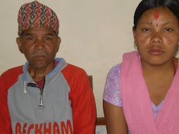 raja mama of tanahun and his wife