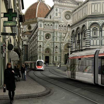 Tram al Duomo