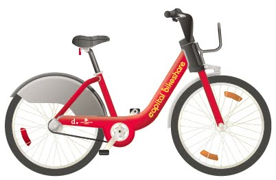 The Bike Sharing Blog Capital Bikeshare Readying To Ride