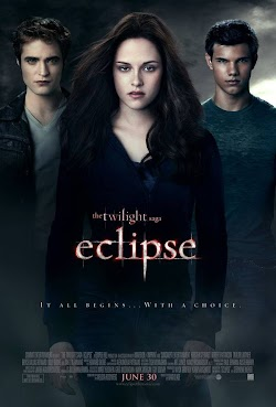 Nhật Thực - The Twilight Saga: Eclipse (2010) Poster