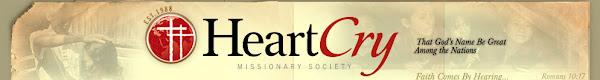 HeartCry Missionary Society