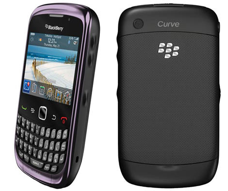 BlackBerry Curve 3G 9300 without contract