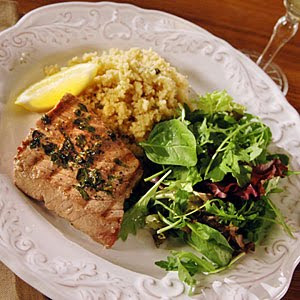 Tuna steak how to cook