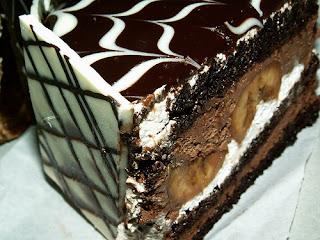 recipe chocolate banana cake