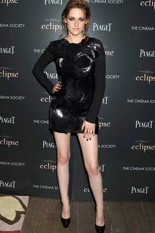 Robert Pattinson and Kristen Stewart for Harper's Bazaar